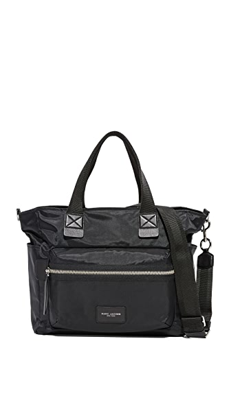 Marc Jacobs Biker Baby Bag - Black