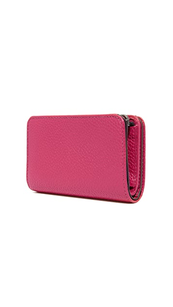 Marc Jacobs Gotham Compact Wallet