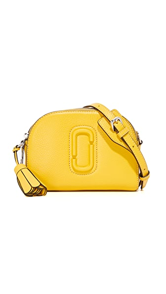 Marc Jacobs Shutter Camera Bag - Canary