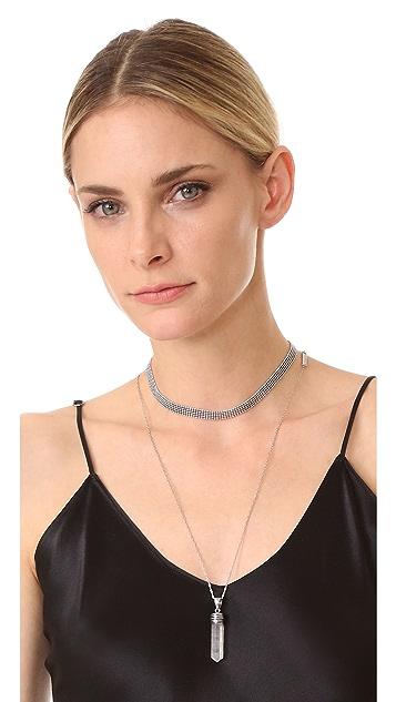 Marc Jacobs Divinity Pendant Necklace