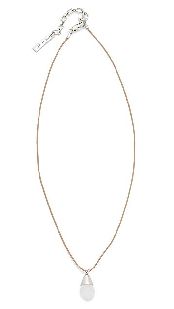 Marc Jacobs Enlightening Pendant Necklace
