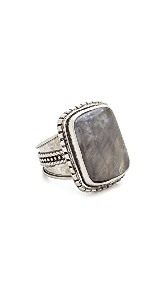 Marc Jacobs Invisibility Ring - Black