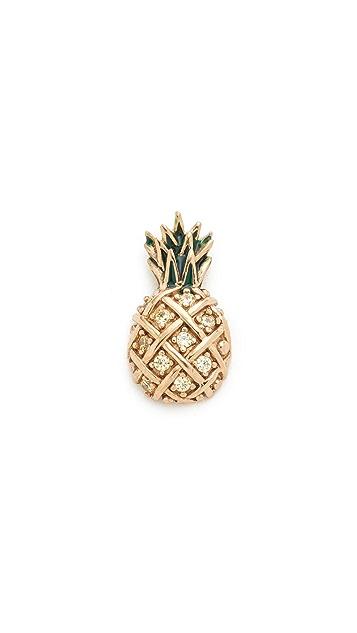Marc Jacobs Pineapple Single Stud