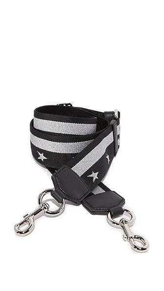 Marc Jacobs Stars and Stripes Handbag Guitar Strap