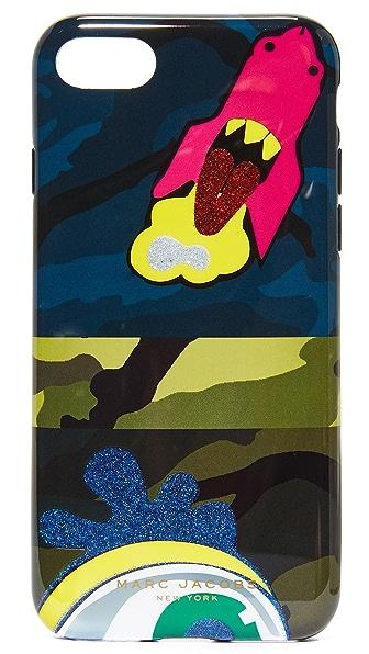 Marc Jacobs Camo iPhone 7 Case