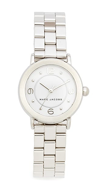 Marc Jacobs Small Riley Watch at Shopbop