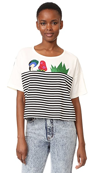 Marc Jacobs Classic Stripe Tee