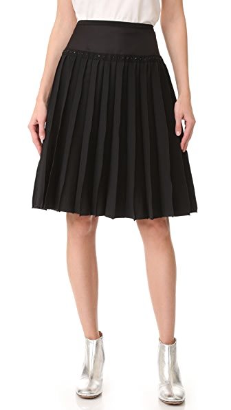Marc Jacobs Плиссированная юбка