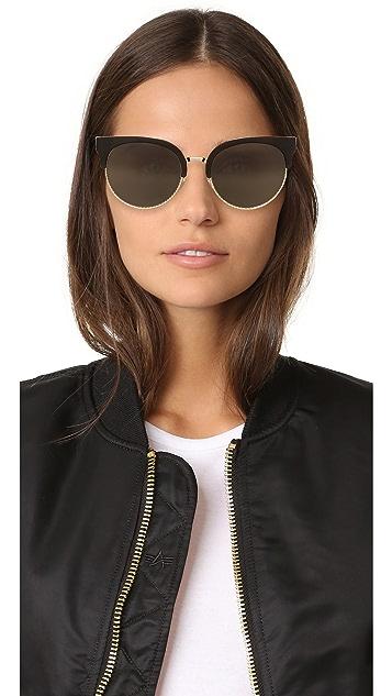 Marc Jacobs Round Sunglasses