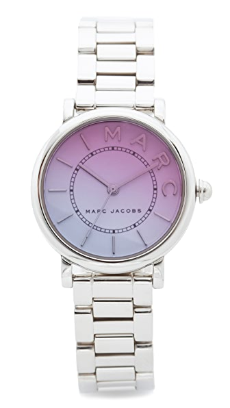 Marc Jacobs Roxy Watch - Sterling Silver/White