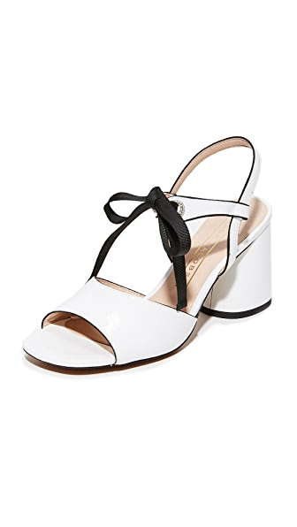Marc Jacobs Wilde Sandals In White
