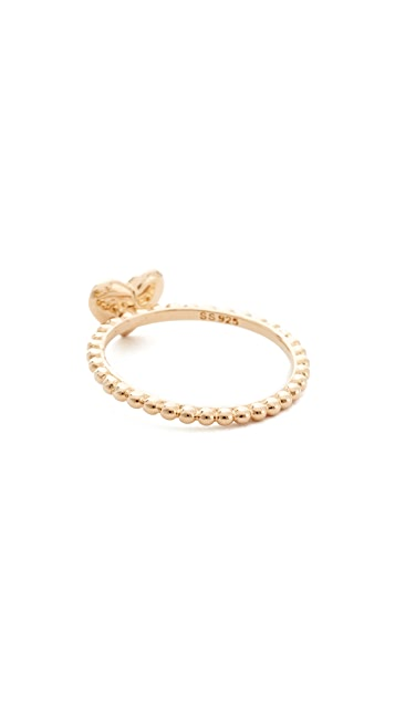 Marc Jacobs Heart Ring
