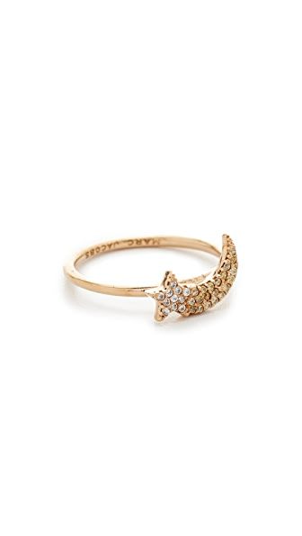 Marc Jacobs Shooting Star Ring - Gold