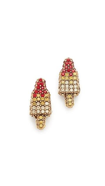 Marc Jacobs Rocket Lolli Stud Earrings