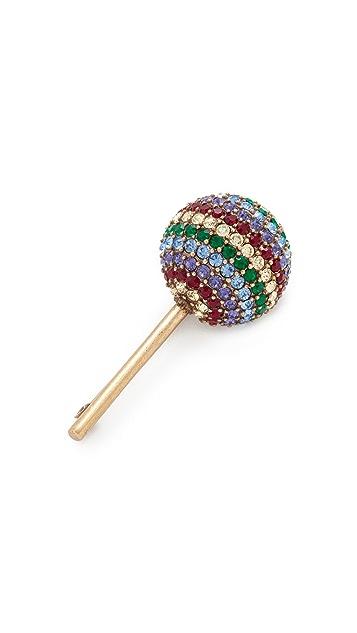 Marc Jacobs Lollipop Brooch