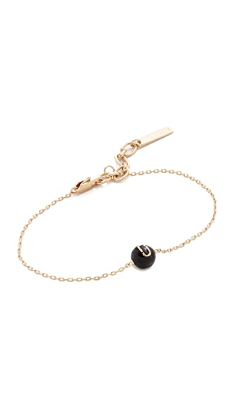 Marc Jacobs Icon Enamel Ball Bracelet