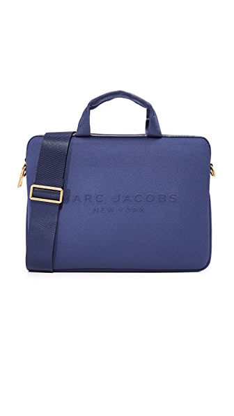 "Marc Jacobs 13"" Neoprene Commuter Case - Midnight Blue"