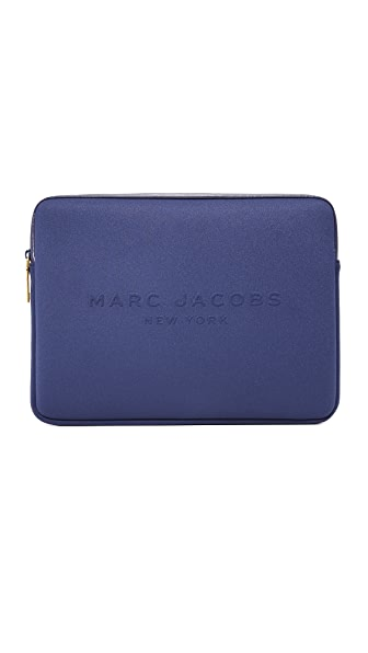 "Marc Jacobs 13"" Neoprene Computer Case - Midnight Blue"