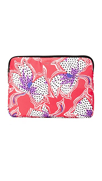 "Marc Jacobs 13"" BYOT Spotted Lilly Computer Case"