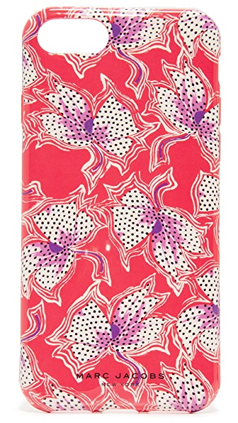 Marc Jacobs Spotted Lilly iPhone 6 / 6s / 7 Case - Red Multi