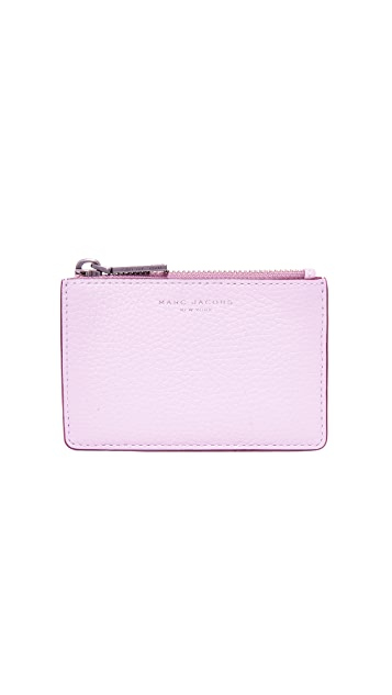 Marc Jacobs Recruit Top Zip Multi Wallet