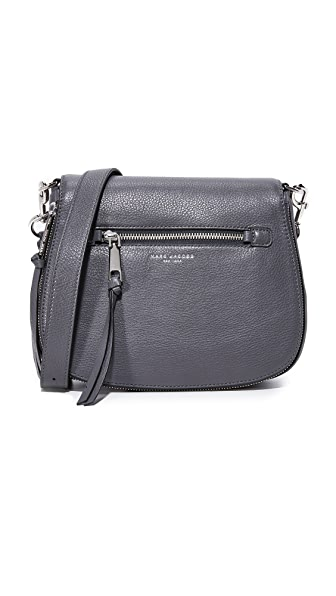 Marc Jacobs Nomad Saddle Bag - Shadow