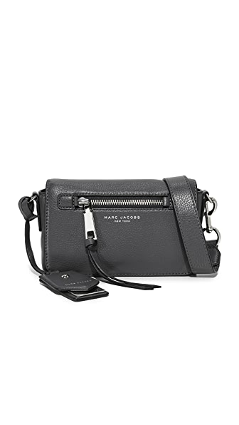 Marc Jacobs Recruit Cross Body Bag - Shadow