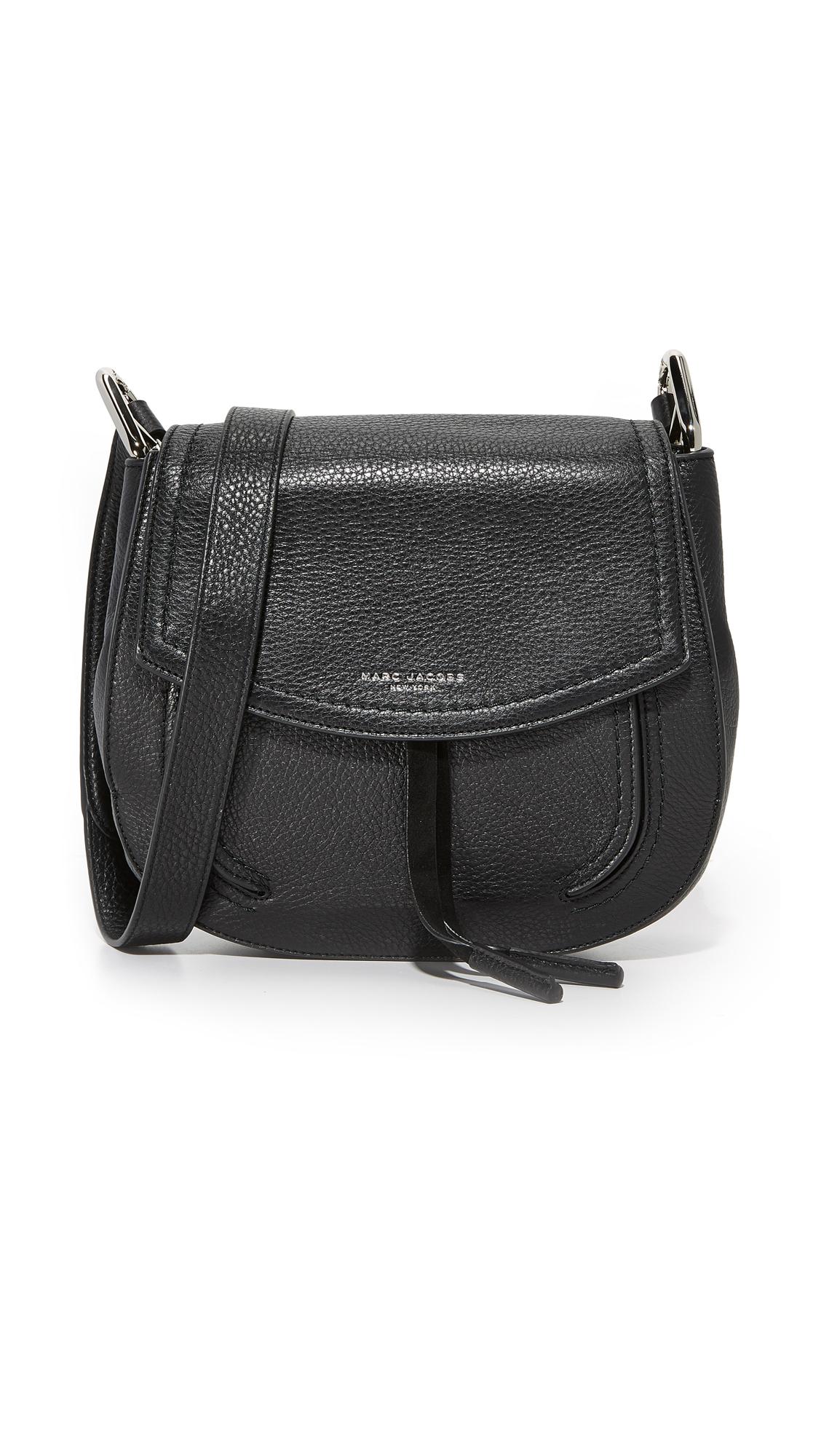 Marc Jacobs Maverick Shoulder Bag - Black