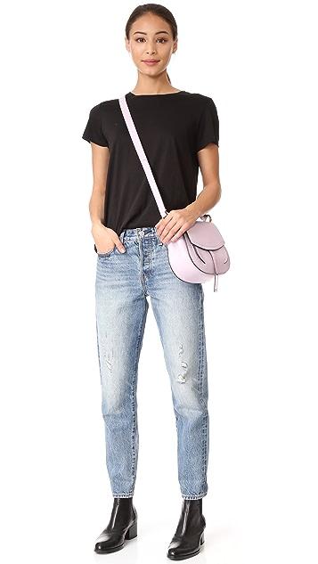 Marc Jacobs Maverick Saddle Bag