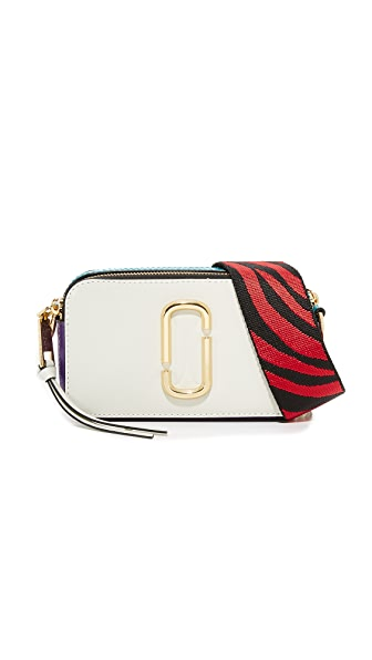 Marc Jacobs Snapshot Camera Bag - Dove Multi