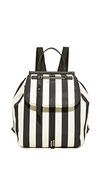Marc Jacobs Trooper Backpack - Black Multi