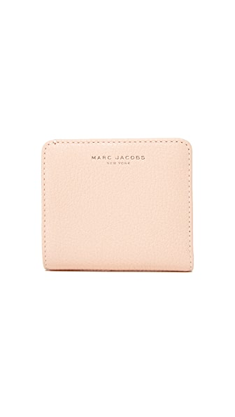 Marc Jacobs Gotham Open Face Bifold Wallet