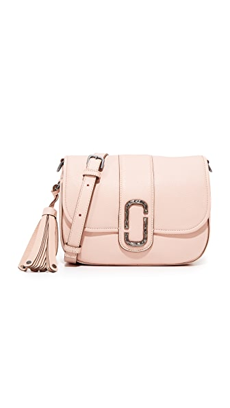 Marc Jacobs Interlock Small Shoulder Bag - Pale Pink