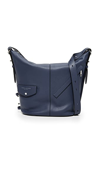 Marc Jacobs The Sling Convertible Shoulder Bag - Midnight Blue