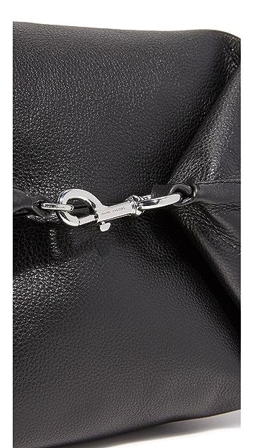 Marc Jacobs Embellished Grip Satchel