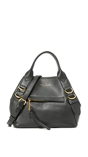 Marc Jacobs Small Anchor Bag - Black