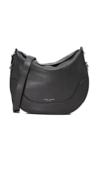 Marc Jacobs The Drifter Bag - Black