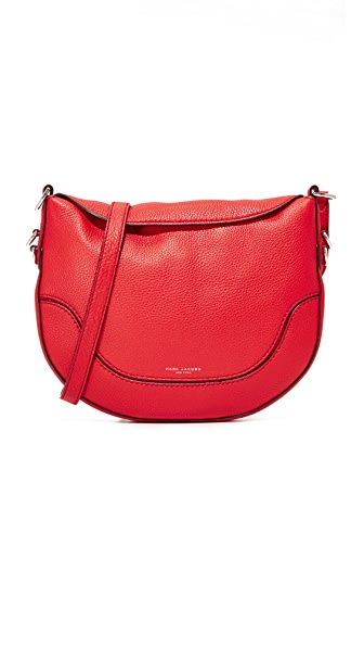 Marc Jacobs Small Drifter Bag - Lava Red
