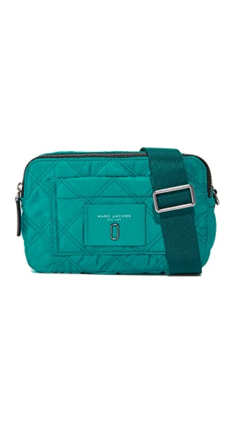 Marc Jacobs Nylon Knot Bag - Peacock