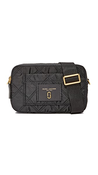 Marc Jacobs Nylon Knot Bag - Black
