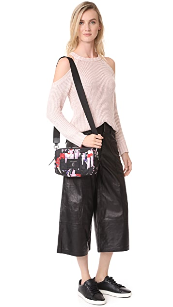 Marc Jacobs Printed Knot Bag