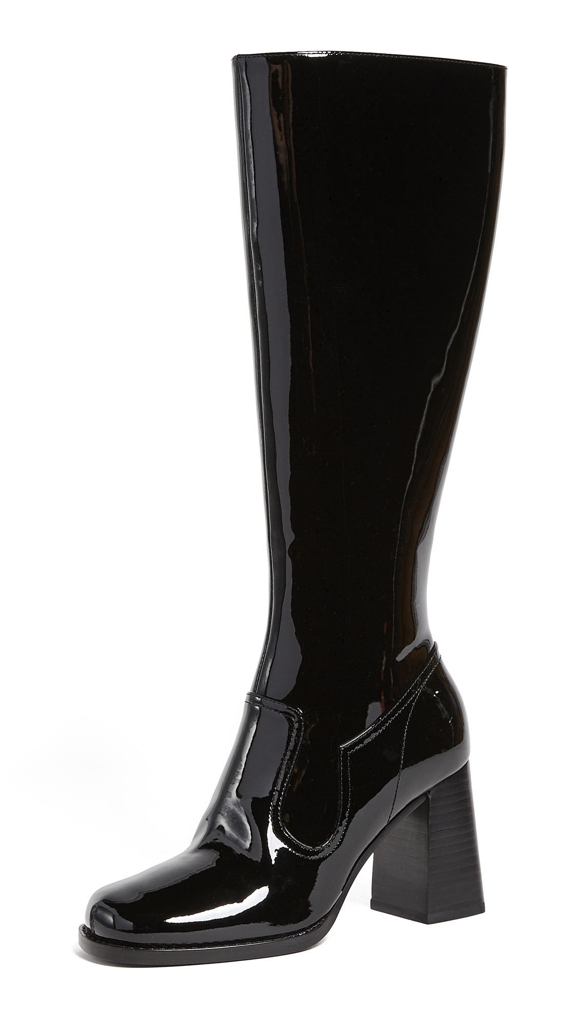 Marc Jacobs Maryna Tall Boots - Black