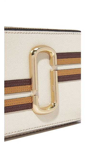 Marc Jacobs Stripe Snapshot Camera Bag
