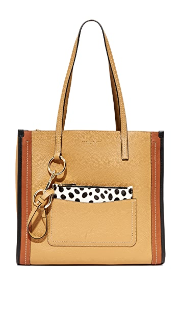Marc Jacobs The Grind East / West Shopper Tote