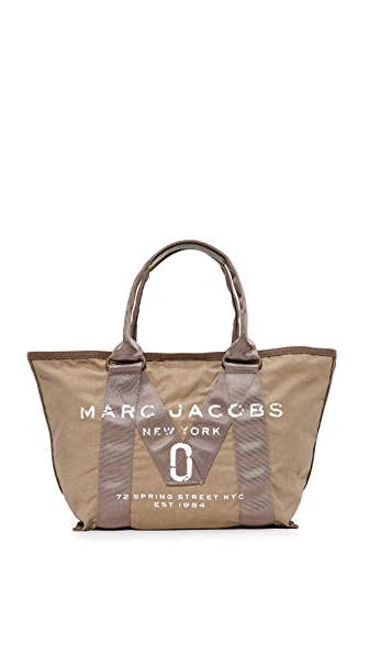 Marc Jacobs New Logo Small Tote - French Grey