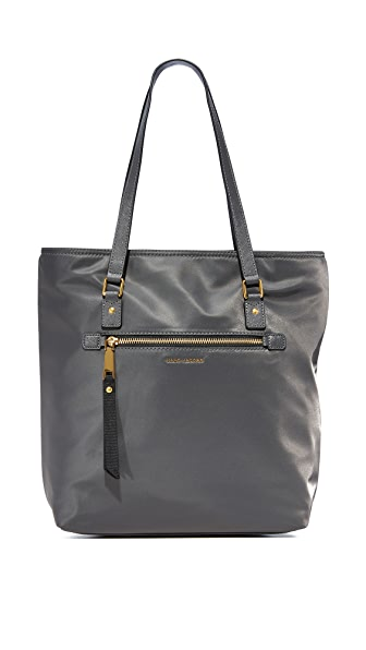Marc Jacobs Trooper Tote - Medium Grey