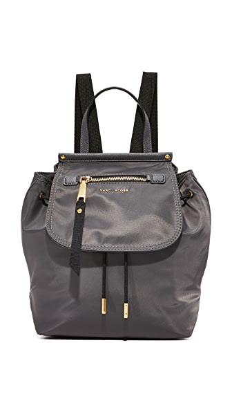 Marc Jacobs Trooper Backpack - Medium Grey