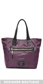 Nylon Biker North / South Tote Marc Jacobs