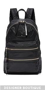 Nylon Biker Backpack Marc Jacobs