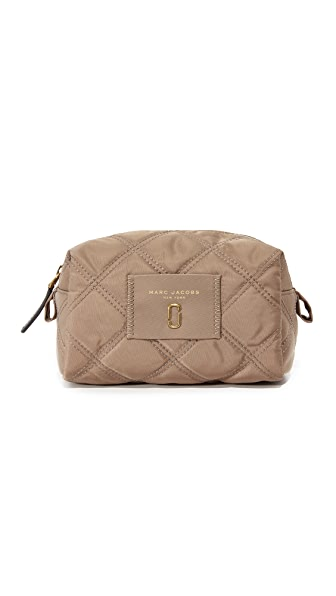 Marc Jacobs Nylon Knot Large Cosmetic Case - French Grey
